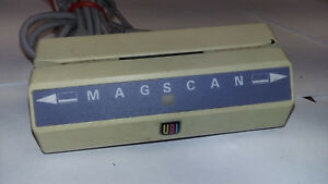 Intermec MAGSCAN 0-155600-00-01 Wedge Magnetic Strip Reader