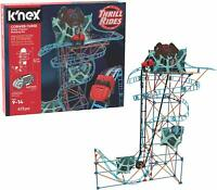 KNEX Thrill Rides Cobweb Curse Roller Coaster Building Set Ages 9+ Toy Build Fun