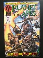 Planet of the Apes #24 first printing 1992 Adventure Comics Final Series Issue