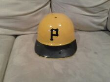 RARE VINTAGE PITTSBURGH PIRATES SOUVENIR BATTING HELMET BY SPORTS PRODUCTS CORP