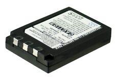 Battery for OLYMPUS Stylus 1000 Stylus 600 Digital u-10 Digital Camedia C-50 Zoo