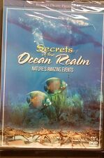 Secrets of the Ocean Realm - Nature's Amazing Events (DVD,2007)