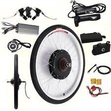 """26 """"1000W 48V E-Bike Kit de conversión Kit de conversión Bicicleta eléctrica Kit"""