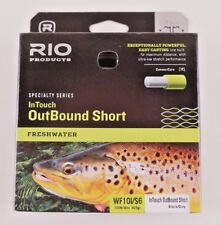Rio InTouch OutBound Short WF10I/S6 Fly Line ON SALE 6-21079