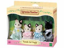 Sylvanian Families Tuxedo Cat Family Sf5181