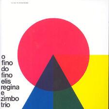 Elis Regina - O Fino Do Fino W/Zimbo Trio [New CD] Brazil - Import
