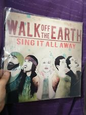 Walk Off The Earth -  Sing It All Away, Very Rare Vinyl LP