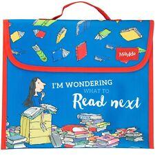 Matilda Book Bag | Girls Roald Dahl Bag | Kids Matilda School Bag