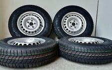 NEUE VW Amarok Winterreifen Winterräder M+S 205 R16C Continental 7H8 601 027D