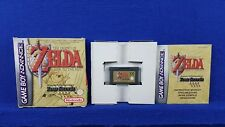 Gameboy Advance ZELDA A Link to the Past Four Swords BOXED COMPLETE GBA PAL UK