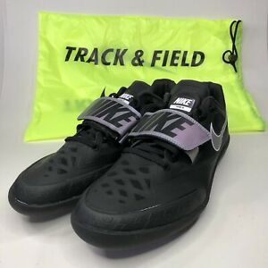 Nike Mens Zoom Rival SD Track and Field Throwing Shoes Size 11.5 685135-003
