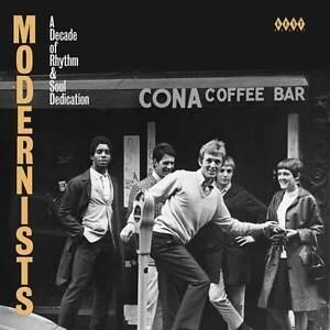 Modernists - A Decade Of Rhythm & Soul Dedication (CDKEND 431)