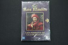 DVD: Les Rois Maudits Ep. 3 Les Poisons de la Couronne Claude Barma 2014