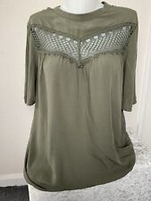 M&S Blouse, Immaculate Condition, Size 12