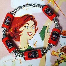 Retro bangle Miniature tins Cool! Unique Heinz Tomato Soup Bracelet handcrafted