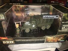 Forces Of Valor U.S. GMC 2.5 ton Truck (Normandy 1944), 1/32 scale Mint