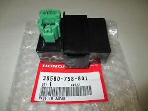 Genuine Honda 30580-758-801 CDI Ignition Control Module OEM