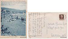 # VADO LIGURE: SPIAGGIA    1942