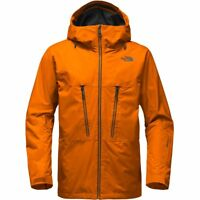 The North Face Men's THERMOBALL SNOW TRICLIMATE 3in1 Ski Jacket Sunset Orange M