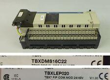 .PP6288 Telemecanique TBXDMS16C22 TBXLEP020 TBXBLP01