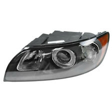 05-07 Volvo S-40 V-50 Headlight Headlamp Front Head Light Lamp Left Driver Side