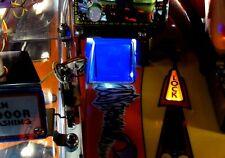 Funhouse pinball scoop lumière mod PT2