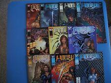 Witchblade 20-29, NM 1st Print - Lot OF 10 - Image Comics Turner