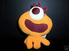 Starbucks Plush One Eye Monster Official Stuffed Toy