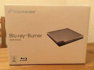 Pioneer BDR-XD05S Blu-ray Burner - external, complete in box