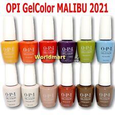 OPI GelColor MALIBU COLLECTION 0.5fl.oz Nail Polish Set of 12 Bottles