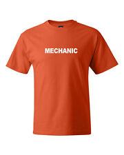 Mechanic Car Auto Repair Guy  T-shirts S-5XL many colors