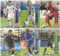 2013 Topps MLS Soccer Team Sets (Portland Timbers, Crew, SKC, ++) U-PICK EM LIST