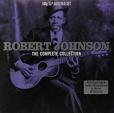 Robert Johnson The Complete Collection Vinyl LP Record 2lp Gatefold Set