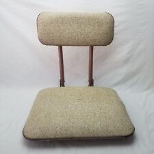 Vintage Frabill Bucket Seat Padded Fishing Seat Bank Shore
