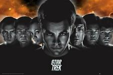 Star Trek : Faces - Maxi Poster 91.5cm x 61cm new and sealed