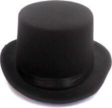 Mens Tuxedo Victorian Steampunk Black Costume Top Hat