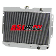 For 64-65 Chevy Chevelle,59-63 Chevy Impala 4 ROW Aluminum Radiator Chevy Cars