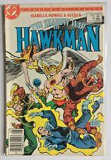 Shadow War of Hawkman #4 (Aug 1985, DC)