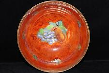 Superb Wedgwood lustre Fairyland Imperial Fruits china bowl Daisy Makeig Jones