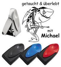 Taucherstempel Logbuchstempel COLOP Pocket Stamp R 30 Taschenstempel 53 Motive