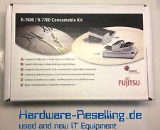 Fujitsu Consumable Kit - Scanner fi-7600, fi-7700  Con-3740-002A CON-3740-500k