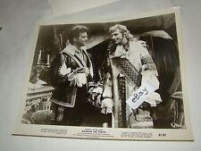 1961 MORGAN THE PIRATE Steve Reeves Valerie Lagrange Movie Press Photo 8 x 10