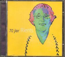 RIENTS GRATAMA 70 Jier Rients  CD 14 tr De Kast Maaike Schuurmans Piter Wilkens