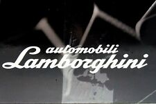 Lamborghini HURACAN Instinctive Technology (ENG) UNOPENED Book 2018