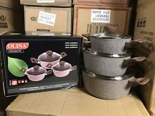 Non -Stick  Pot Set INDUCTION Cookware
