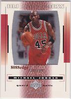 "2003-04 UPPER DECK SWEET SHOT #142: MICHAEL JORDAN #730/799 BULLS ""MJ SWEETNESS"""