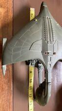 Star Trek Next Generation Romulan Warbird Starship Model