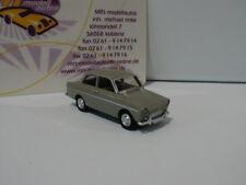 Brekina 27702-DAF 600 Daffodil Klein carro año de fabricación 1958 en piedra gris 1:87 nuevo