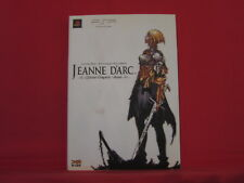 JEANNE D'ARC Official Complete Guide Book Famitsu / PSP