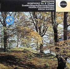 ECS 501 Beethoven Symphony 9 Choral Erich Kleiber Decca Eclipse NEAR MINT